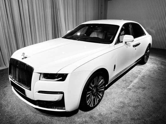 New Rolls Royce Ghost