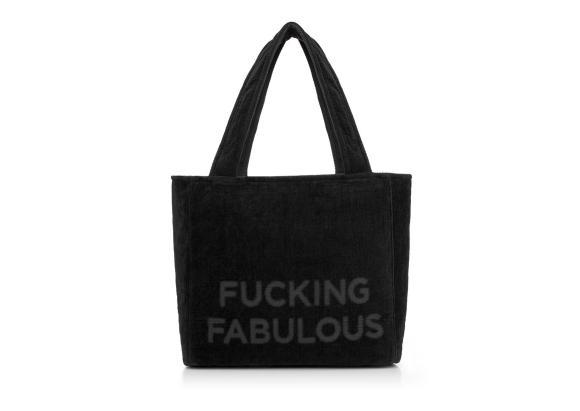 Tom Ford Beach Tote Bag Black