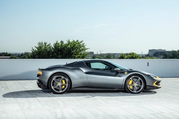 Ferrari 296GTB