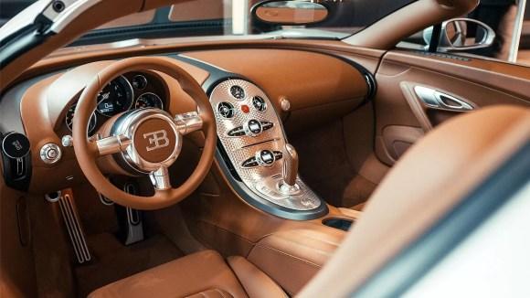 Bugatti Restoration Programme