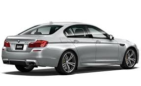 BMW M5 Pure Metal Silver Limited Edition