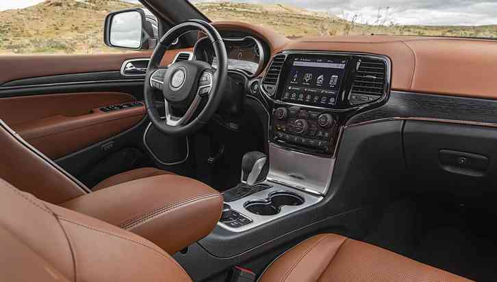 2022 grand cherokee release date High Performance Engines Best-In-Class Capability