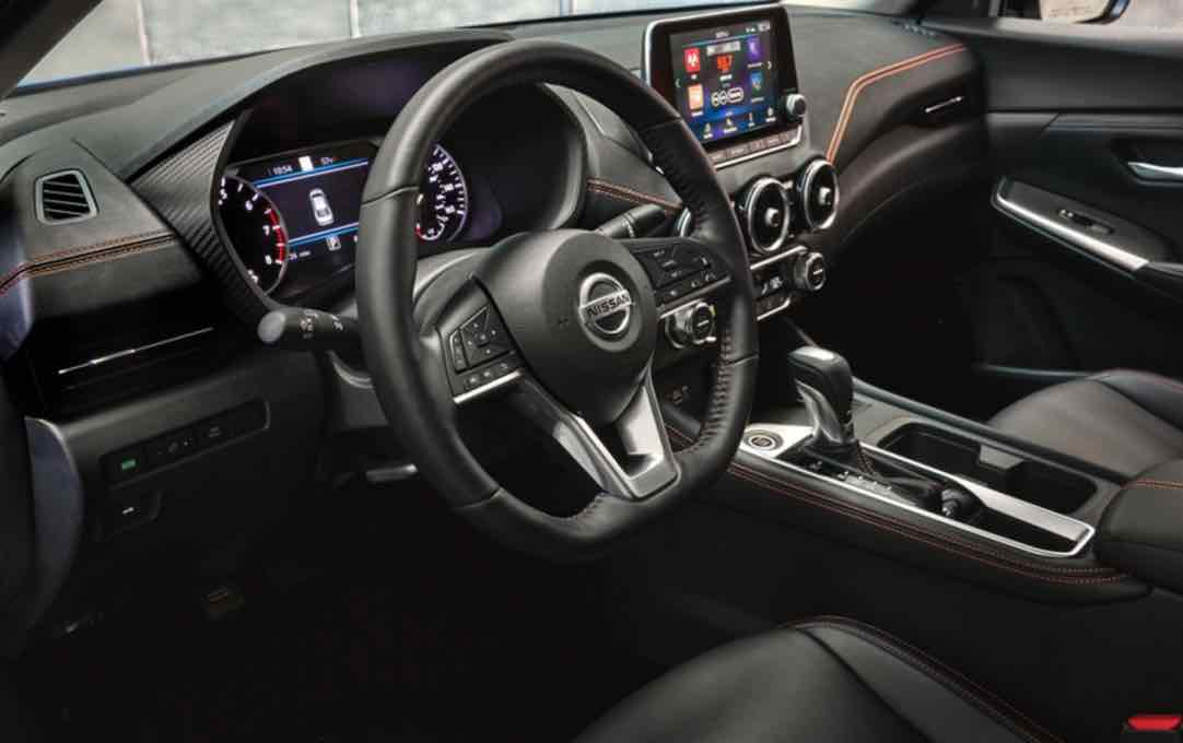 Explore the 2022 Nissan Sentra Upgrade your everyday with a spacious interior design, an efficient 2.0-liter 4-cylinder engine, and 149 horsepower
