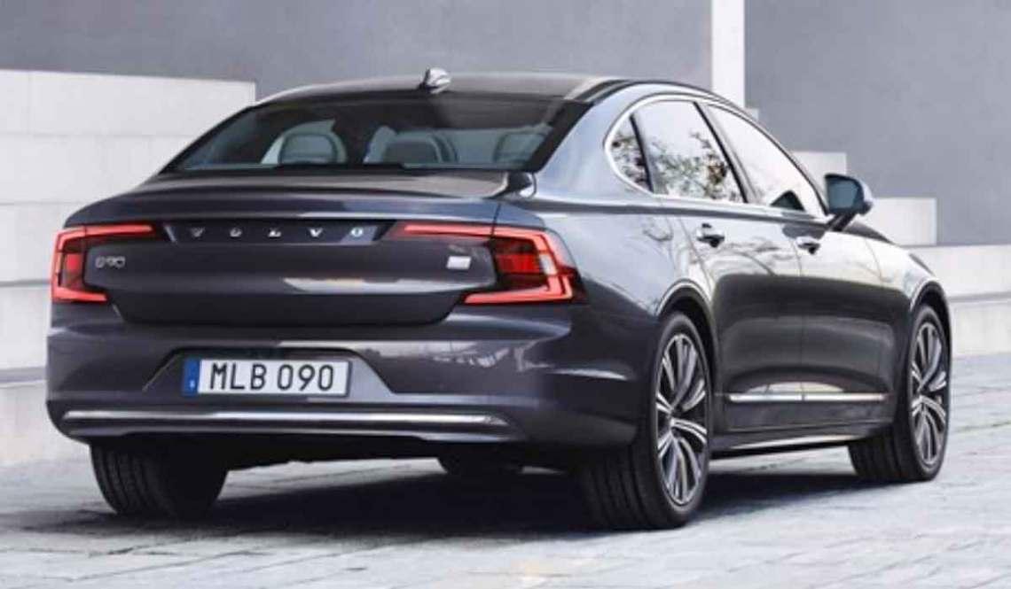 2022 Volvo S90