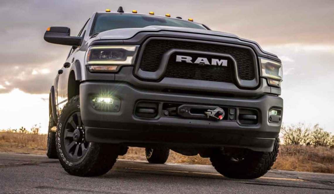 2022 RAM HD