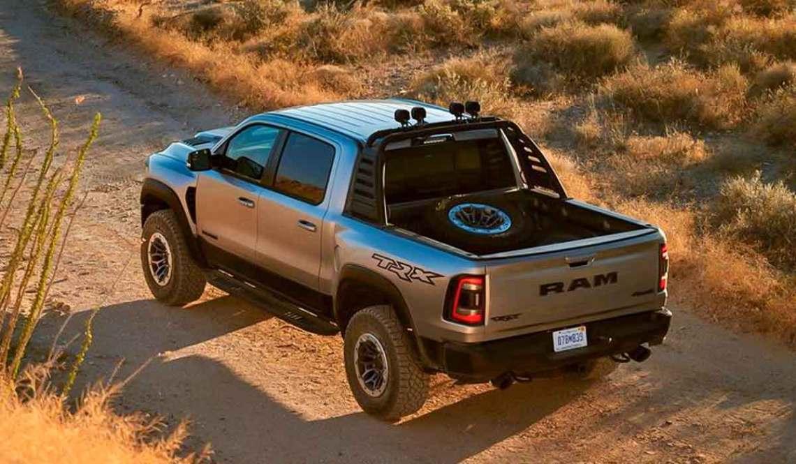 2022 Ram 1500 TRX