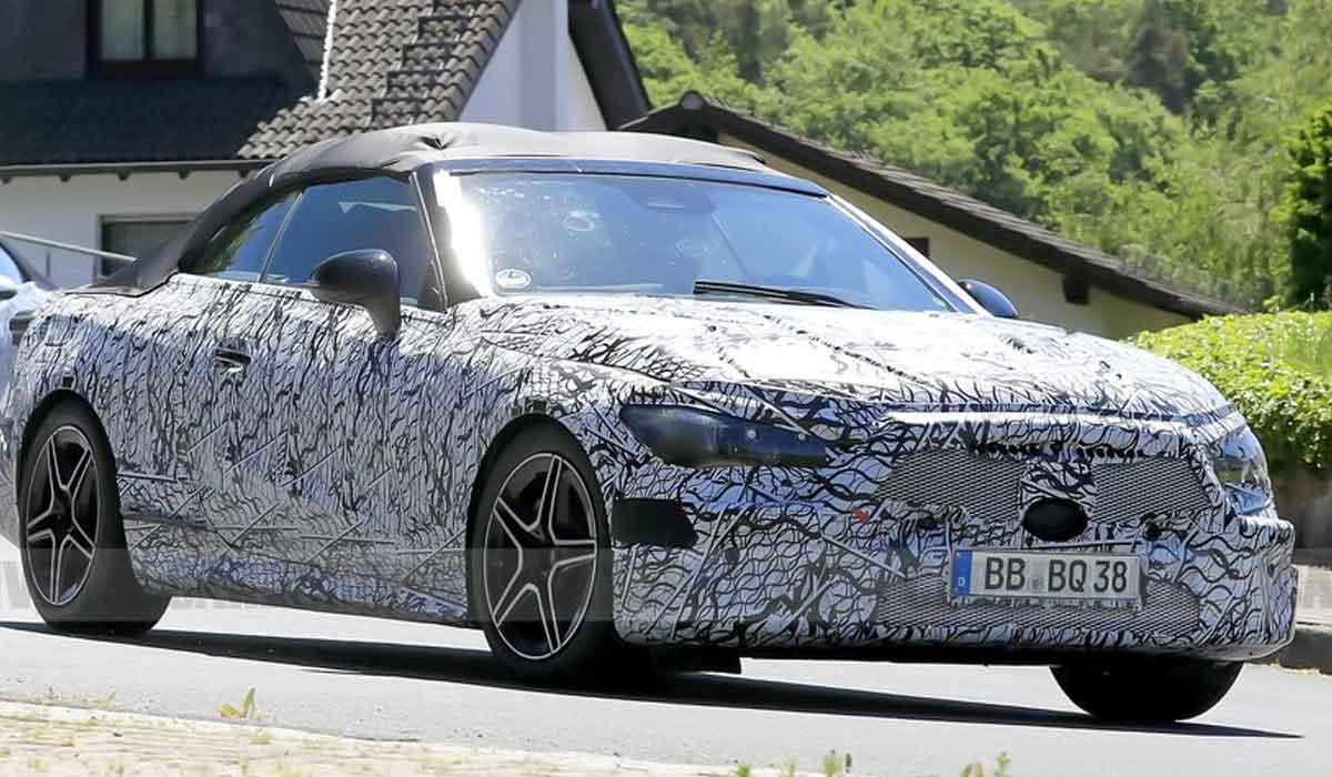 2023 Mercedes Benz