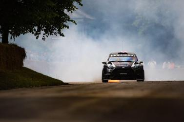 Ken Block Circuit de Goodwood