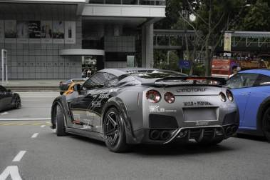 Nissan GT-R LB Performance