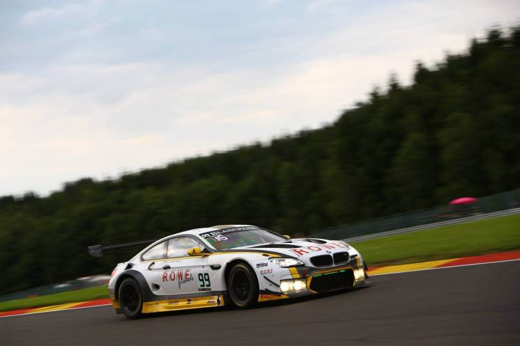 Rowe Racing BMW M6 GT3 #99