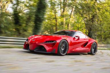 Toyota Concept FT1