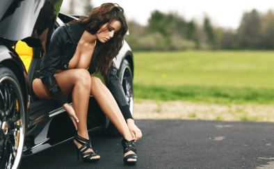 Lamborghini & Girls