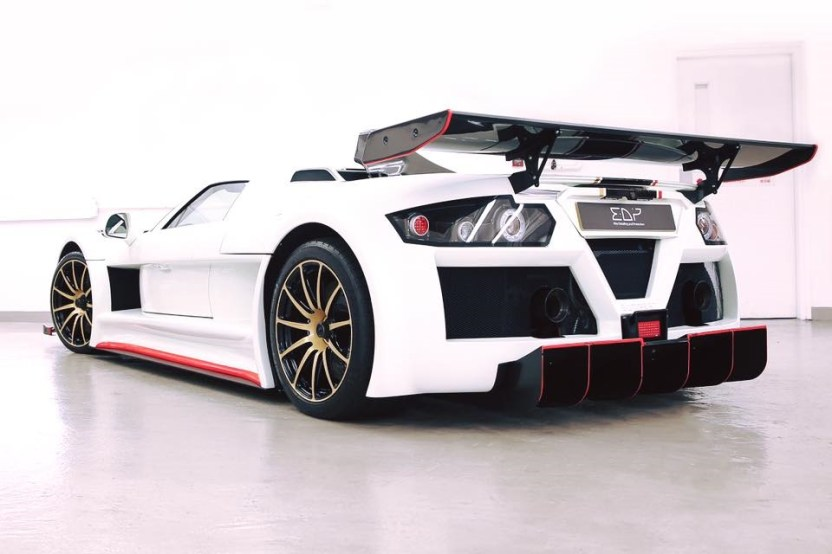 Gumpert Apollo N