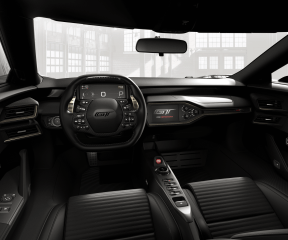 Ford GT 66 Heritage Edition 2017 Interior