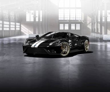 Ford GT 66 Heritage Edition 2017