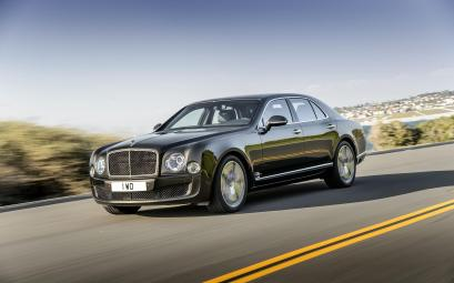 Bentley Mulsanne 2016