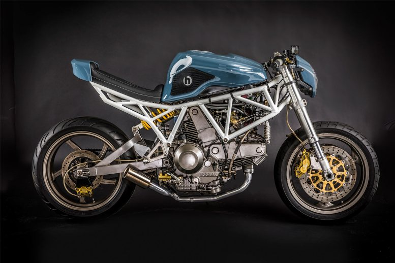 MotorCeption Ducati 900SS Cafe Racer