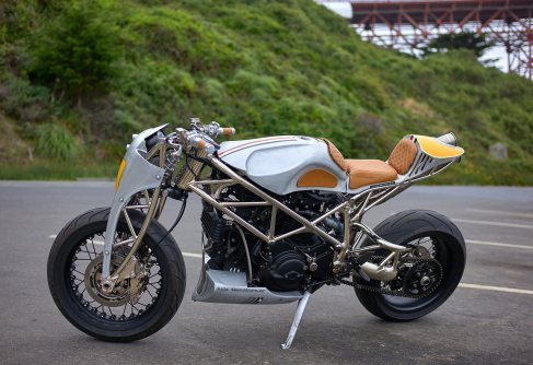 MotorCeption Ducati 999 Cafe Racer