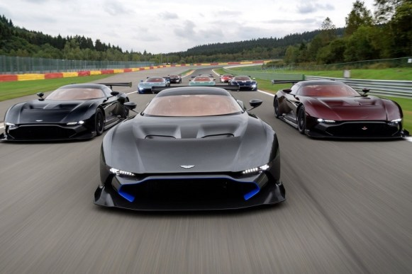 CarsCeption Actualité Automobile - Aston Martin Vulcan