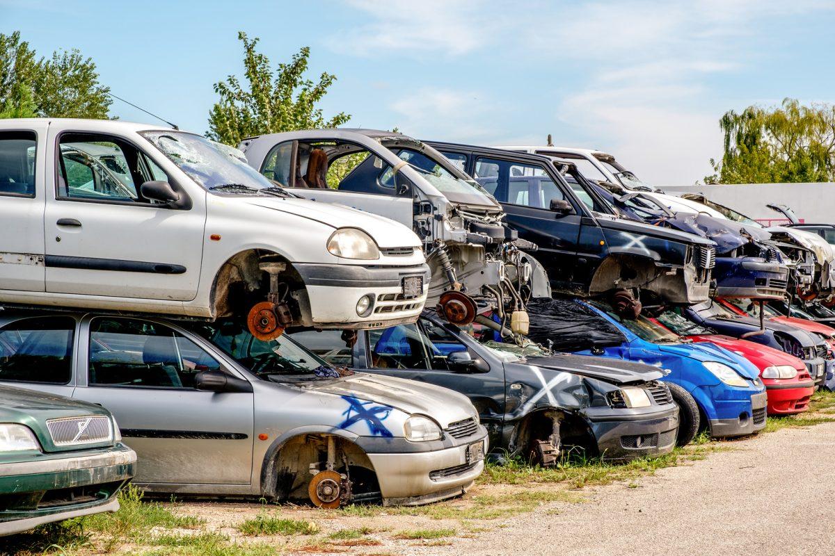 We Buy Junk Cars [ for Cash ] - Car Scrap Sydney