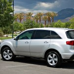 2011 Acura Mdx Review A Great Alternative For Families Carseatblog