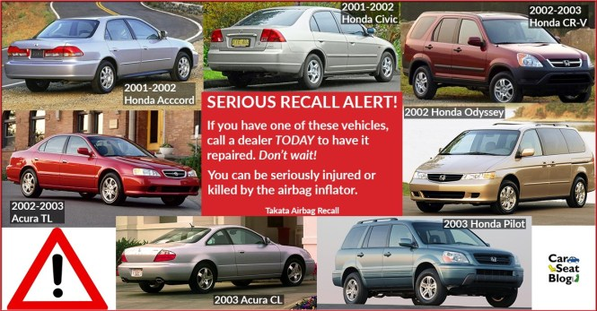 Add Another Model To The Ever Increasing Roster Of Vehicles Being Recalled For Potentially Dangerous Takata Airbags Automotive News Reports That
