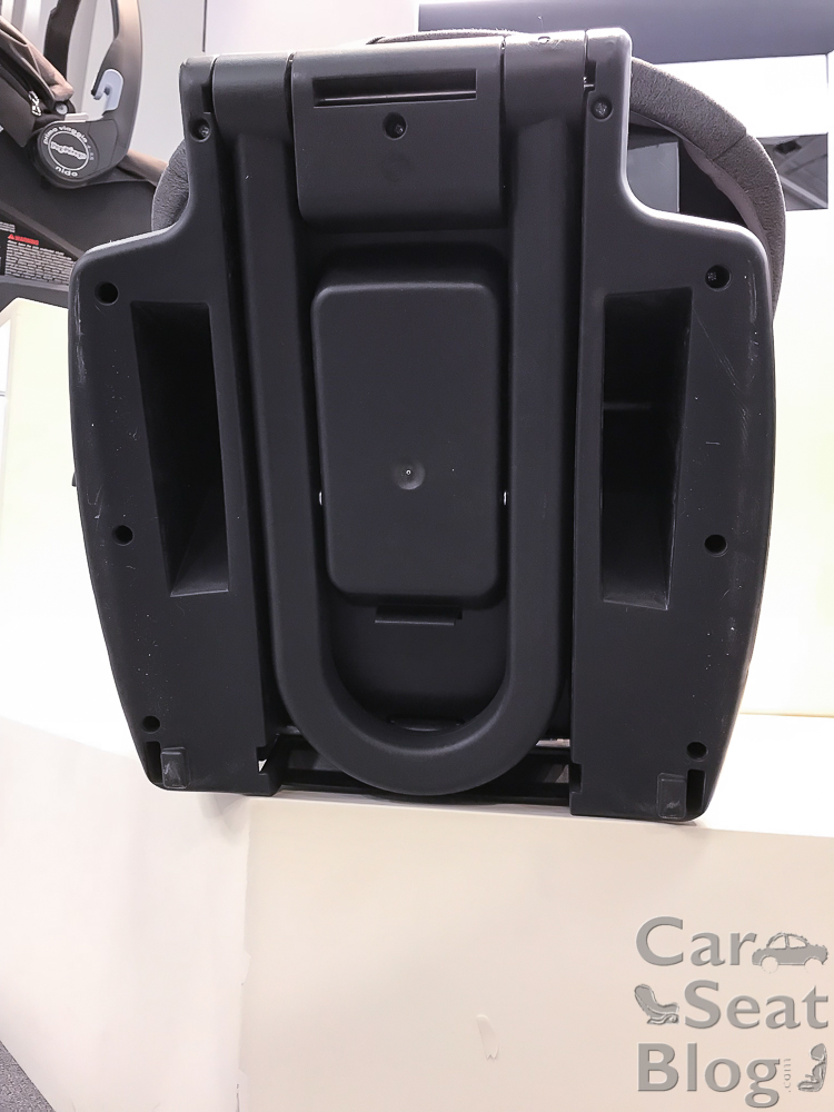 Most Narrow Car Booster Seat Backless