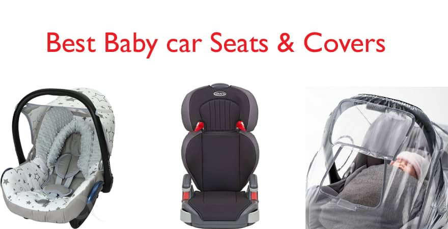 Best Baby Car Seat Covers, Where to Buy Online In UK