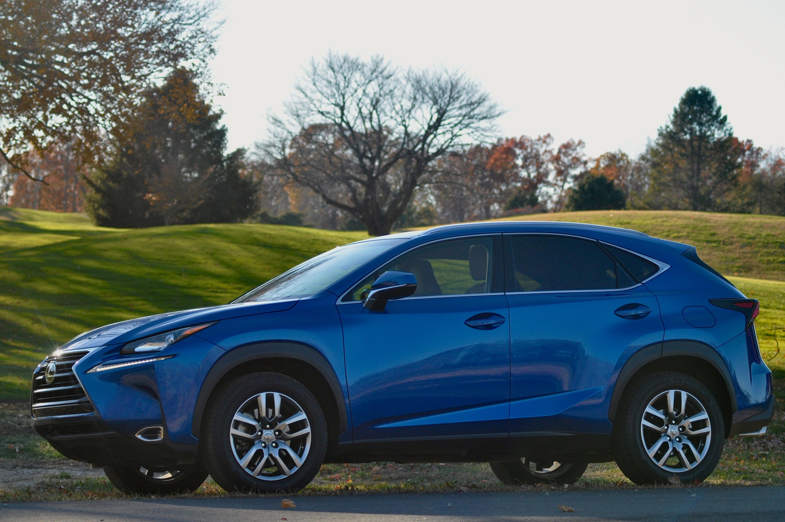 report tests review premier lexus auto road price nx test