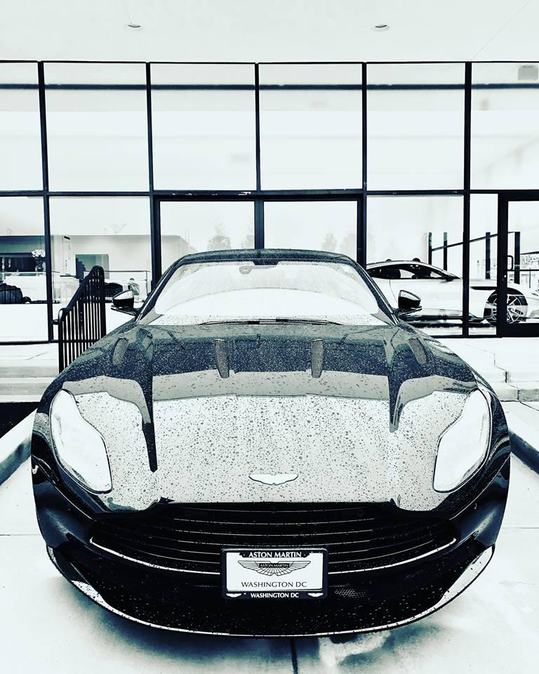 Aston Martin Banner