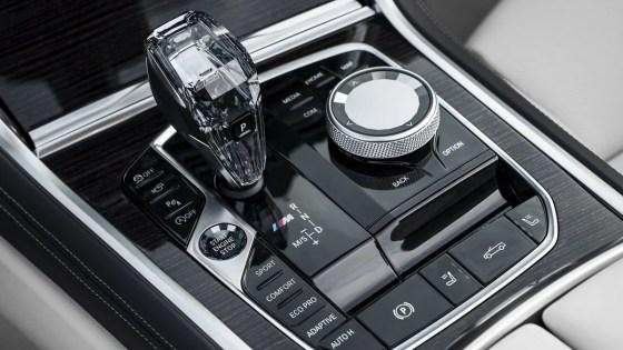 BMW 8 Series Gear Selector