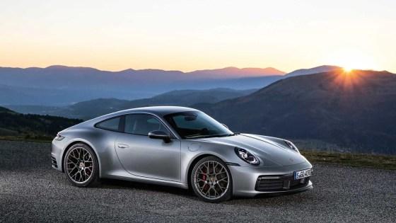 Porsche 911 '992'