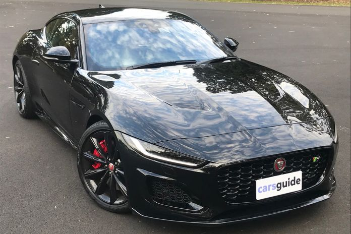 Jaguar F Type 2021 Review R We Drive The Facelift Version Of Jag S V8 Convertible