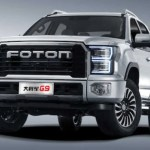 Meet The Chinese Ford F 150 The Foton Big General Might Be The Best Or Worst Knock Off Yet Car News Carsguide