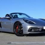 Porsche Boxster 2018 Review Gts Carsguide