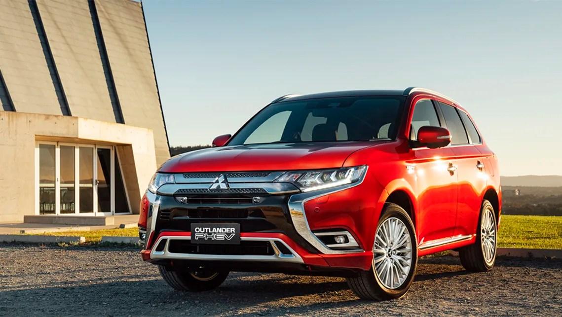Mitsubishi Outlander Phev 2020 Review Carsguide