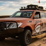 2022 Nissan Patrol Warrior Shapes Up As Toyota Land Cruiser Rival Undergoes Rugged 4x4 Off Roader Transformation Car News Carsguide