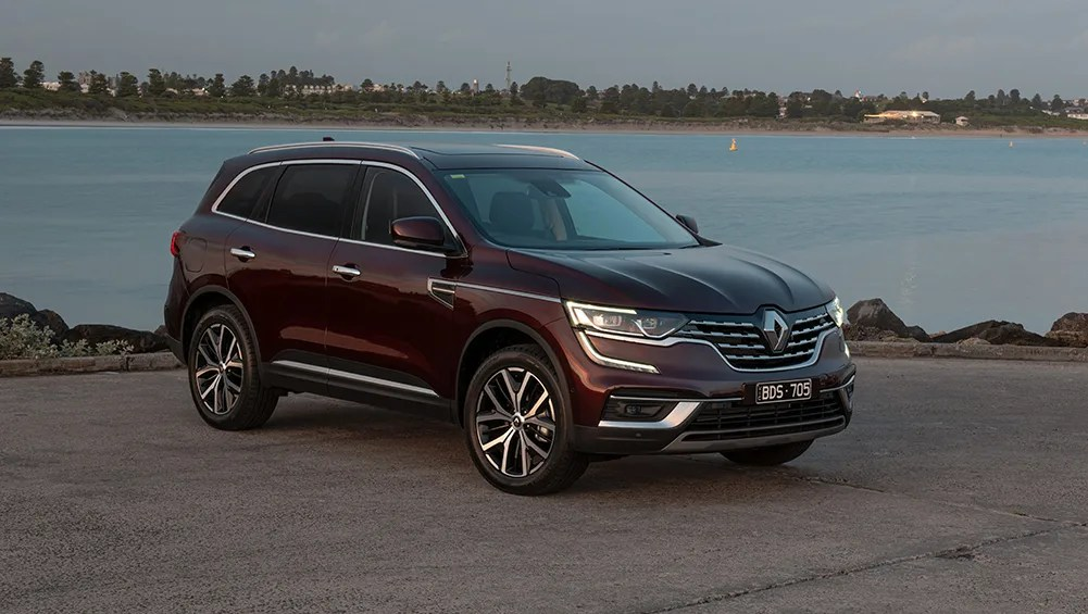New Renault Koleos 2020 Pricing And Specs Confirmed Diesel Dropped In Facelifted Suv Range