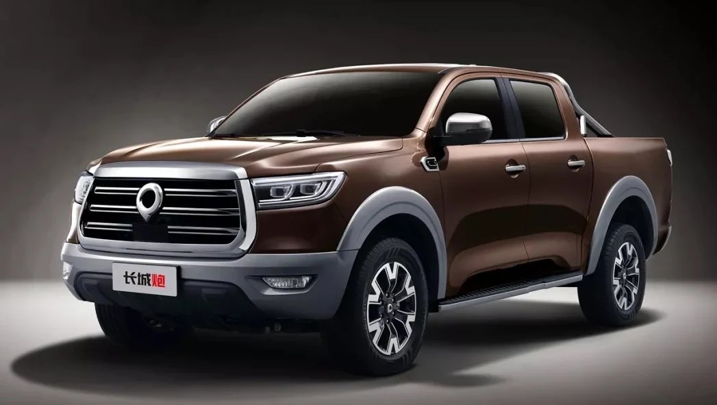 China S Toyota Hilux Slayer Finally Revealed Our First Look At The Great Wall Cannon 2020 Car