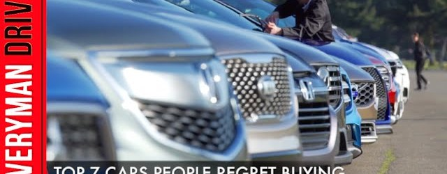 sddefault 5 - Top 7 Cars People Regret Buying on Everyman Driver
