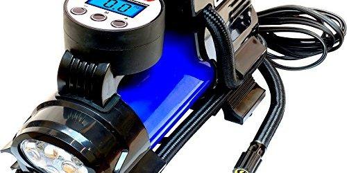 51GYwGghO1L - EPAuto 12V DC Portable Air Compressor Pump, Digital Tire Inflator by 100 PSI