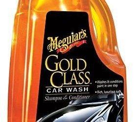 511mfAzJ6qL - Meguiar's G7164 Gold Class Car Wash Shampoo & Conditioner - 64 oz.