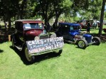 1929 & 1926 Fords