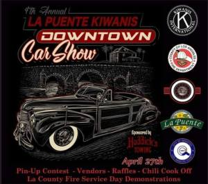 4th Annual Downtown La Puente Car Show @ Downtown La Puente | City of Industry | California | United States