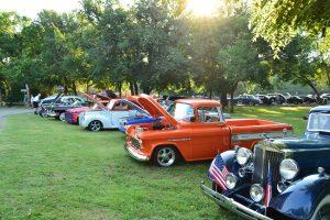 LibertyFest Car Show @ Hafer Park | Edmond | Oklahoma | United States