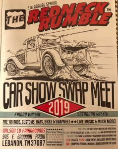 5th Annual Spring Redneck Rumble @ Wilson County Fairgrounds | Lebanon | Tennessee | United States