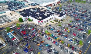 Top Gear Imports Cars & Cafe Auto Show @ Garden State Plaza | Paramus | New Jersey | United States