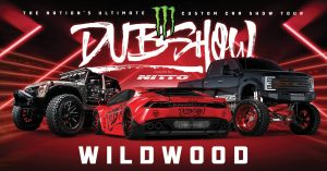 Monster Energy's LFTD & LVLD New Jersey Jeep Invasion @ Wildwood Boardwalk | Wildwood | New Jersey | United States