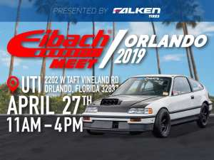 Eibach Meet Orlando @ Universal Technical Institute | Orlando | Florida | United States