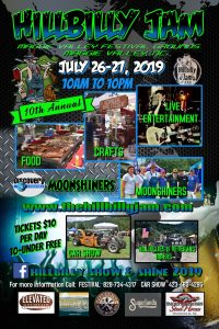 Hillbilly Jam @ Maggie Valley Festival Grounds | Maggie Valley | North Carolina | United States